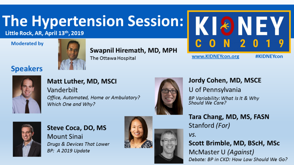 Registration for KIDNEYcon 2019 is Open - Renal Fellow Network